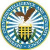 Defense Counterintelligence & Security Agency Seal